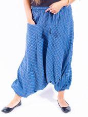 Kalhoty turecké GOLD, bavlna Nepál  NT0096-03-020