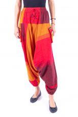 Kalhoty turecké TARA, bavlna Nepál  NT0096-05-001