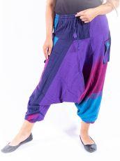 Kalhoty turecké TARA, bavlna Nepál  NT0096-05-003