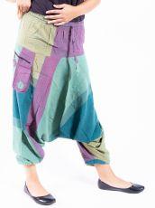 Kalhoty turecké TARA, bavlna Nepál  NT0096-05-004
