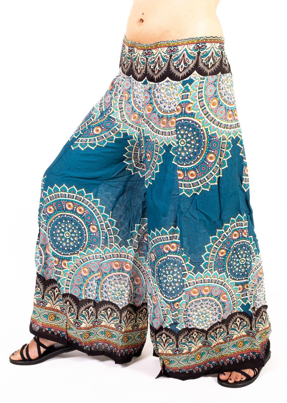 Kalhoty ULTRA BELL do zvonu - TT0043-08-001