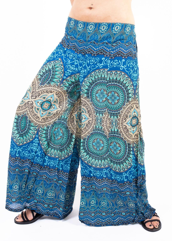 Kalhoty ULTRA BELL do zvonu - TT0043-08-006