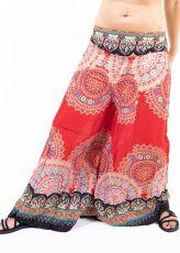 Kalhoty ULTRA BELL do zvonu  TT0043-08-007
