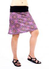 Krátká dámská letní sukně LOLA 47 TT0102-04-012