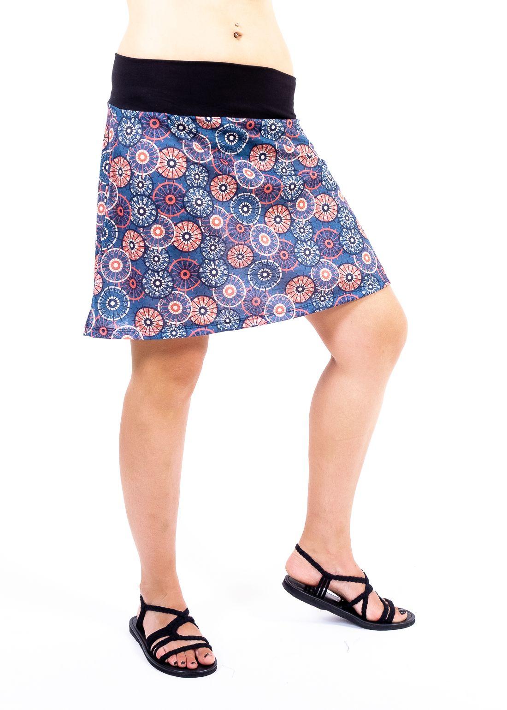 Krátká dámská letní sukně LOLA 47 - TT0102-04-013