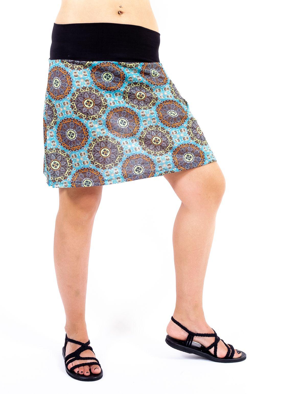 Krátká dámská letní sukně LOLA 47 - TT0102-04-020