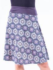 Krátká dámská letní sukně LOLA MIDI TT0102-02-019