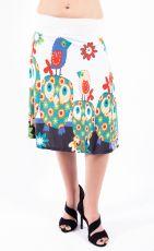 Krátká dámská letní sukně LOLA MIDI TT0102-02-020
