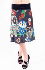 Krátká dámská letní sukně LOLA MIDI TT0102-02-021