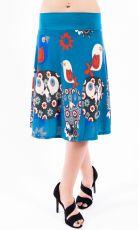 Krátká dámská letní sukně LOLA MIDI TT0102-02-022