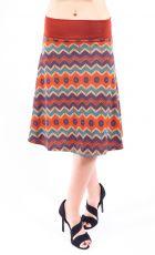 Krátká dámská letní sukně LOLA MIDI TT0102-02-023