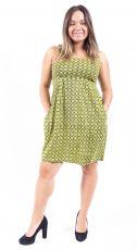 Šaty JUMMY ELITE prodloužené, bavlna NT0048-69-18