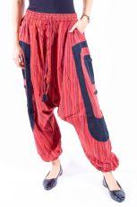 UNISEX turecké kalhoty RAMA z Nepálu  NT0053-28B-011