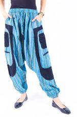UNISEX turecké kalhoty RAMA z Nepálu  NT0053-28B-012