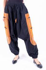 UNISEX turecké kalhoty RAMA z Nepálu  NT0053-28B-009