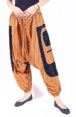 UNISEX turecké kalhoty RAMA z Nepálu  NT0053-28B-010