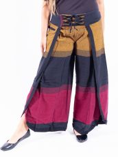 Zavinovací kalhoty MERIDIA  - NT0053-11-002