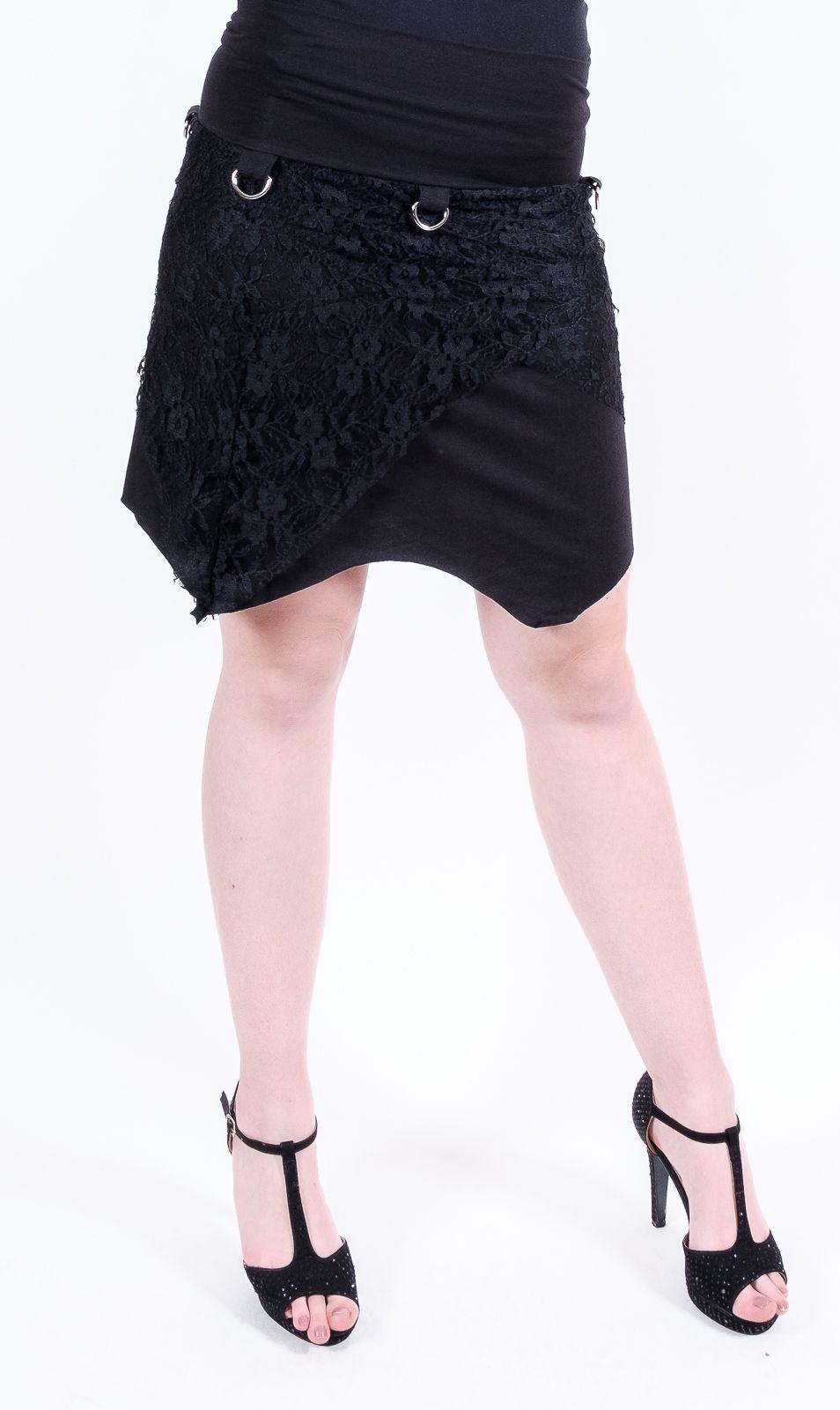 Dámská sukně HELLROCK - H1T001801 HELLROCK WEAR