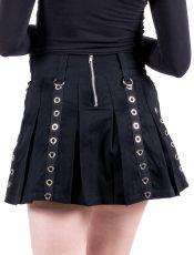 Dámská sukně HELLROCK - H1T000201 HELLROCK WEAR