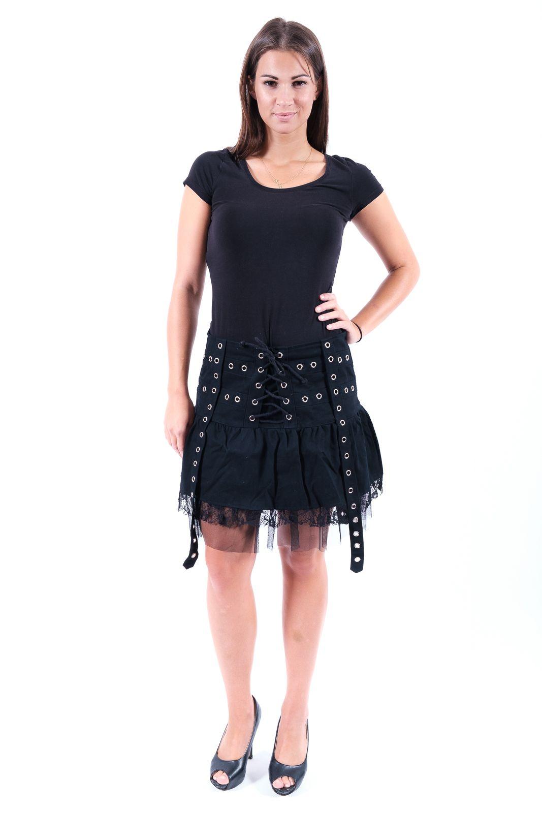 Dámská sukně HELLROCK - H1T002501 HELLROCK WEAR