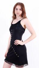 Dámské šaty HELLROCK - H1T001001 HELLROCK WEAR