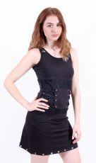 Dámské šaty HELLROCK - H1T001101 | Velikost S, Velikost M, Velikost XL