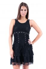 Dámské šaty HELLROCK H1T002601