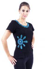 Dámské tričko BLOSSOM, Nepál  NT0100-31-004
