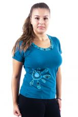 Dámské tričko BLOSSOM, Nepál  NT0100-31-001