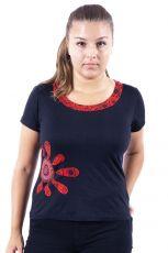 Dámské tričko BLOSSOM, Nepál  NT0100-31-003