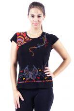 Dámské tričko ELF, Nepál  NT0100-34-001