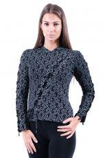 Dámské tričko s kapucí (mikina) HELLROCK H1T002401
