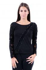Dámské tričko s kapucí HELLROCK H1T002101