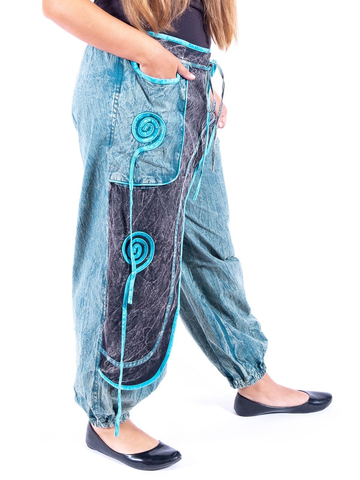Kalhoty HOPE z Nepálu - NT0053-39-001 KENAVI