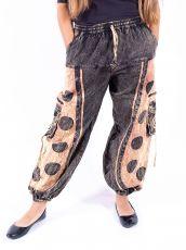 Kalhoty SLUNÉČKO z Nepálu  NT0053-40-002