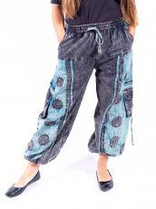 Kalhoty SLUNÉČKO z Nepálu  NT0053-40-003