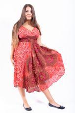 Letní dámské letní šaty SOMA TT0113-01-011