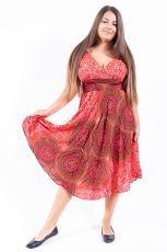 Letní šaty SOMA TT0113-01-011