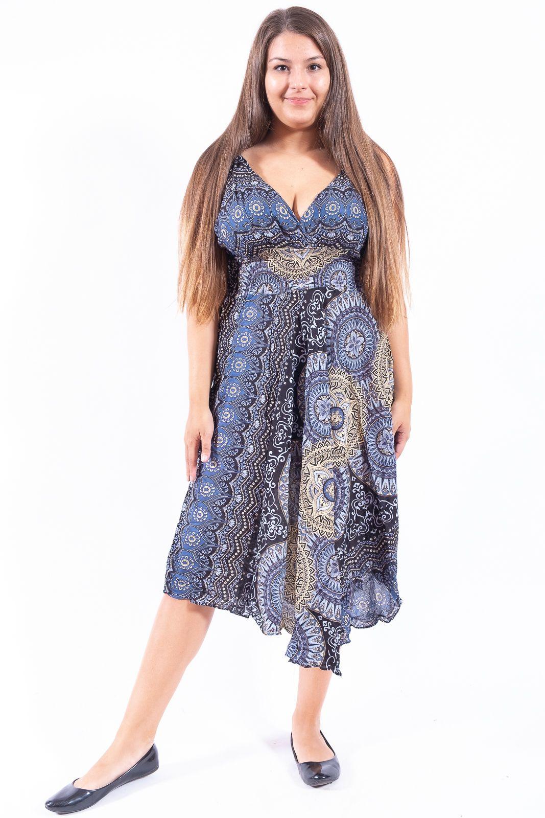 Letní dámské letní šaty SOMA TT0113-01-013