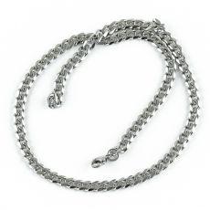 Masivní řetěz na krk z chirurgické oceli  H3S0156