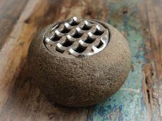 Stylový popelník z přírodního kamene  ID1601805-03