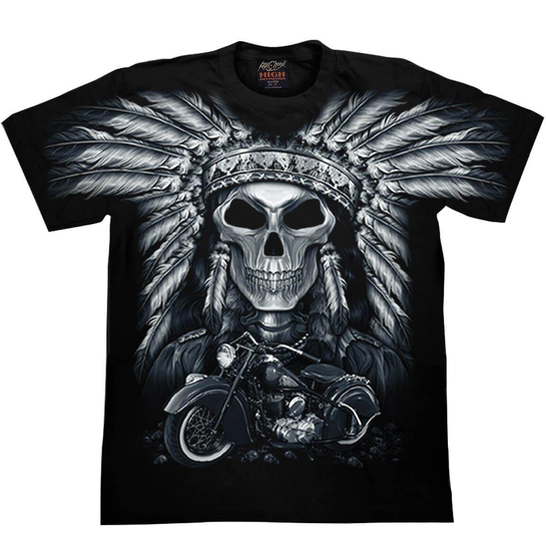 Tričko pánské RockChang vysoké rozlišení - H2T002001-FHD22