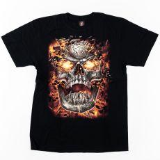 Tričko pánské Yeah Rock   H2T002001-YEAH008