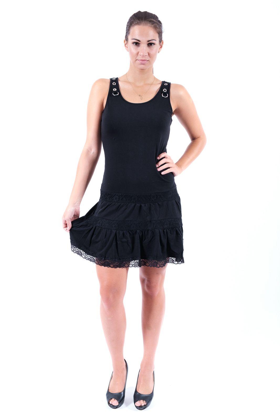 Dámské šaty HELLROCK - H1T001701 HELLROCK WEAR
