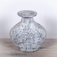 Keramická váza  27 cm ruční výroba - ID1703007