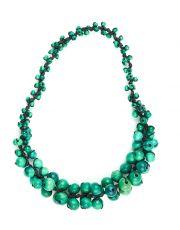 Dřevěný náhrdelník MULTI - IS0042-02-040