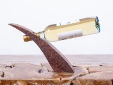 Držák na lahve z kokosové palmy  ID1701010