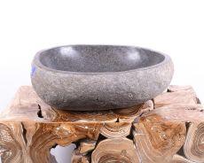 Kamenné umyvadlo z říčního kamene - ID172001