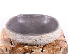 Kamenné umyvadlo z říčního kamene - ID172007