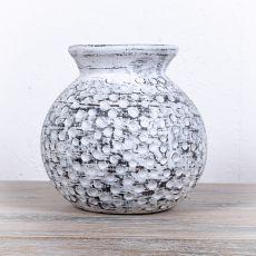 Keramická váza  20 cm ruční výroba - ID1703050